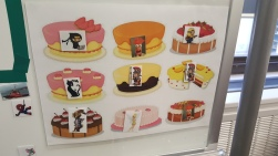 Late = Cake (Westpac, Wellington)